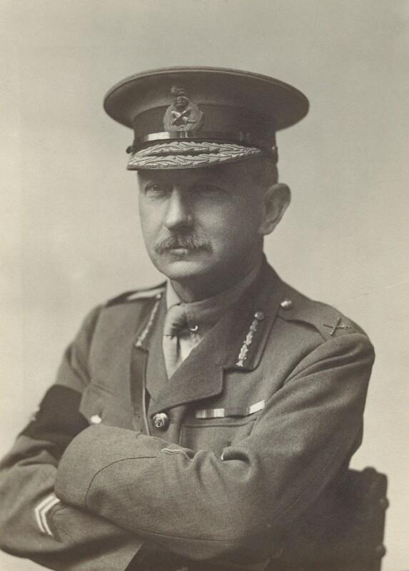 Austin Thomas Anderson, by Walter Stoneman, 1918 - NPG x163603 - © National Portrait Gallery, London