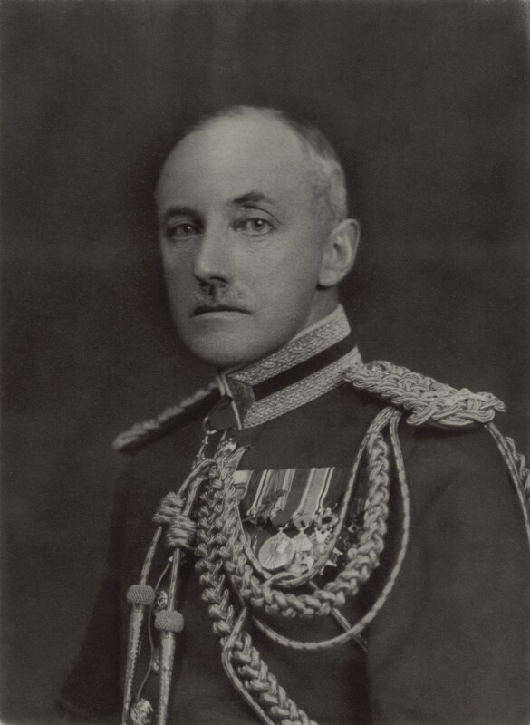 Sir Desmond Francis Anderson, by Walter Stoneman, July 1938 - NPG x163607 - © National Portrait Gallery, London