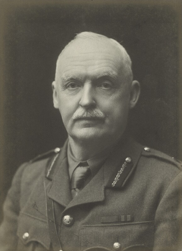 Sir Francis James Anderson, by Walter Stoneman, 1918 - NPG x163608 - © National Portrait Gallery, London
