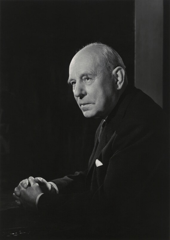 Sir James Drummond Anderson, by Walter Bird, 23 March 1961 - NPG x163610 - © National Portrait Gallery, London