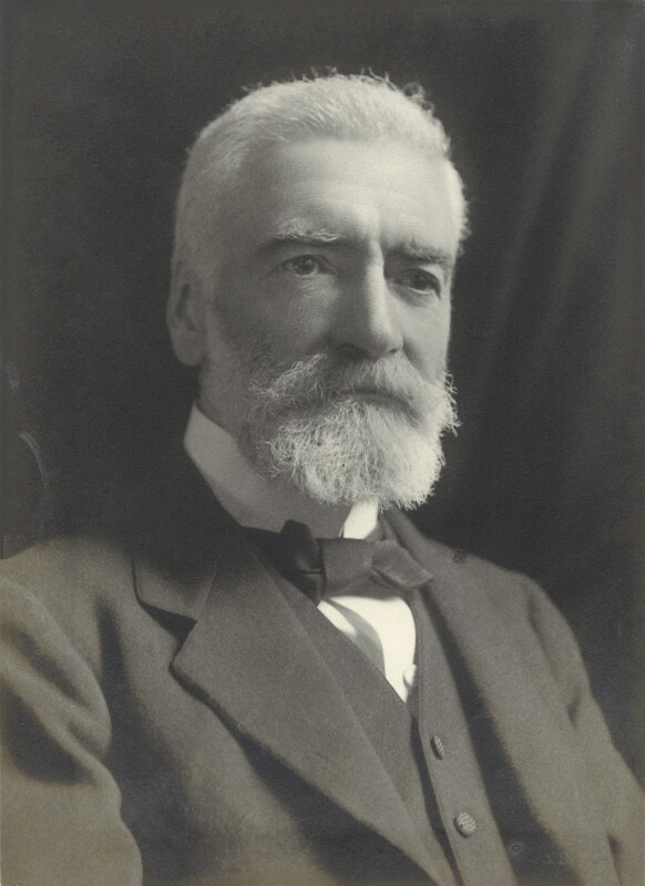 Sir John Anderson, by Walter Stoneman, circa 1916 - NPG x163613 - © National Portrait Gallery, London