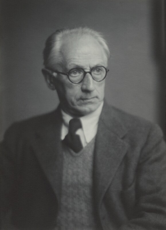 (Alfred Charles) Stanley Anderson, by Walter Stoneman, May 1946 - NPG x163620 - © National Portrait Gallery, London