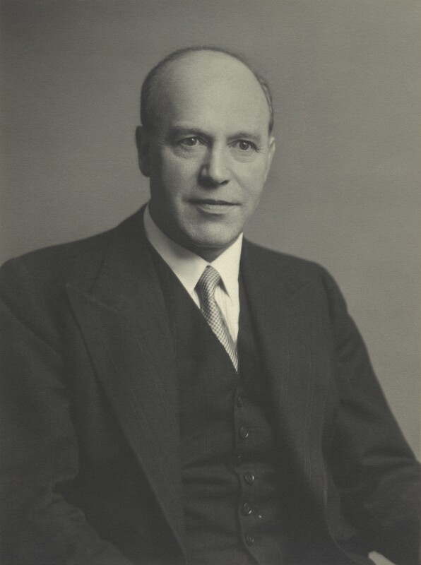 Edward Neville da Costa Andrade, by Walter Stoneman, July 1943 - NPG x163621 - © National Portrait Gallery, London