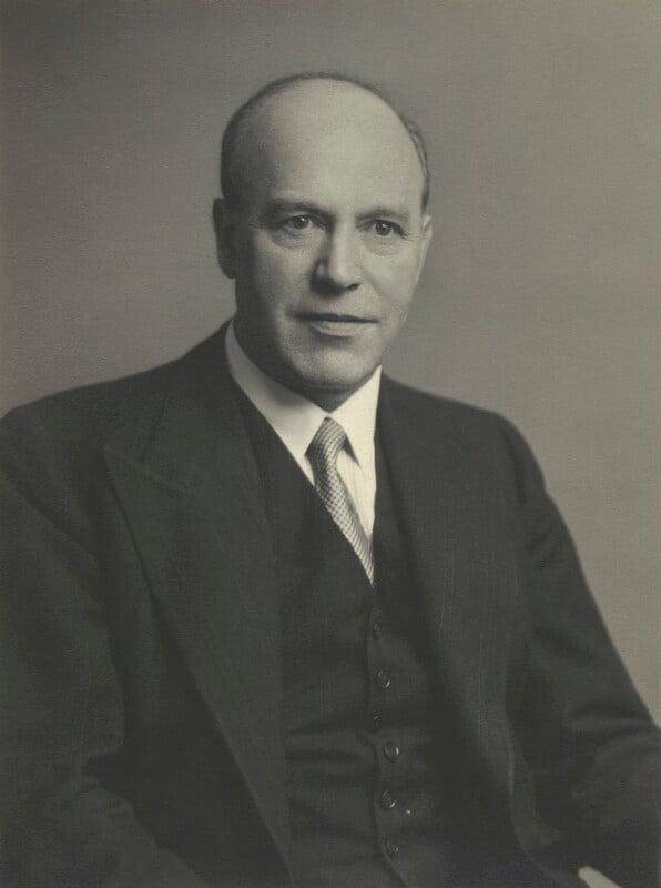 Edward Neville da Costa Andrade, by Walter Stoneman, July 1943 - NPG x163621 - © National Portrait Gallery, London