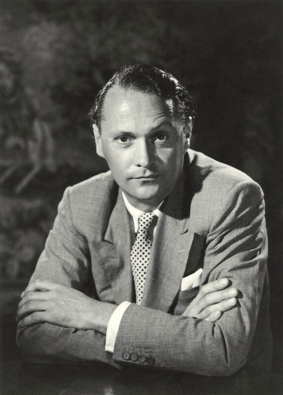 George Charles Henry Victor Paget, 7th Marquess of Anglesey, by Walter Bird, 16 June 1961 - NPG x163629 - © National Portrait Gallery, London