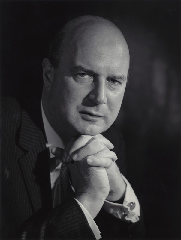 Noel Gilroy Annan, Baron Annan, by Walter Bird, 21 June 1965 - NPG x163632 - © National Portrait Gallery, London