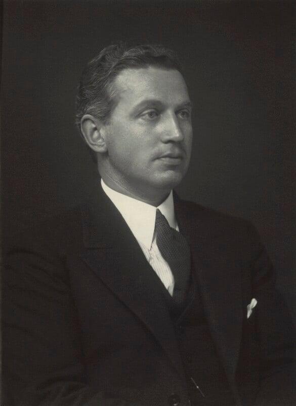 Sir Edward Victor Appleton, by Walter Stoneman, 1930 - NPG x163642 - © National Portrait Gallery, London