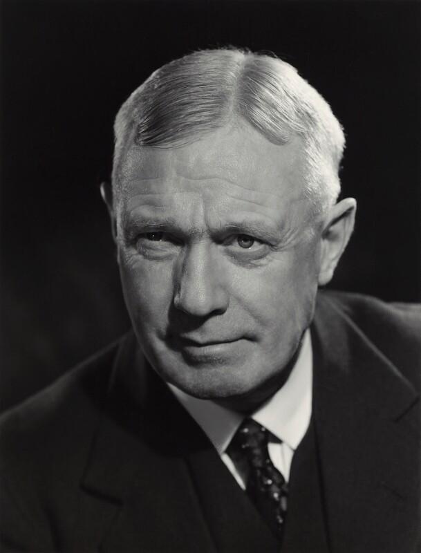 Sir William Forbes Arbuckle, by Walter Bird, 18 December 1961 - NPG x163644 - © National Portrait Gallery, London