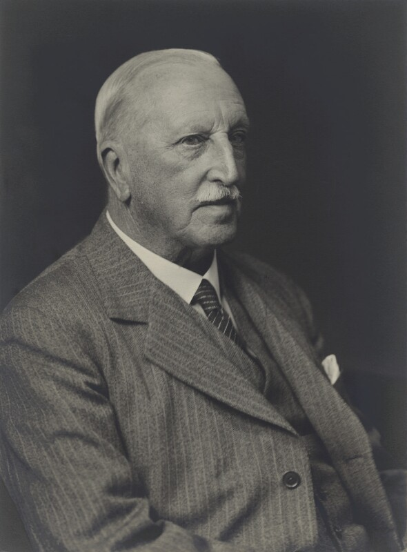 Sir Charles Frederick Arden-Close, by Walter Stoneman, July 1939 - NPG x163650 - © National Portrait Gallery, London