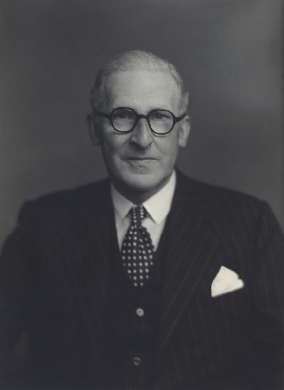 Sir (Thomas) Noel Arkell, by Walter Stoneman, 1955 - NPG x163652 - © National Portrait Gallery, London