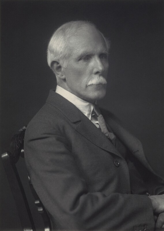 Sir Joseph Arthur Arkwright, by Walter Stoneman, 1930 - NPG x163653 - © National Portrait Gallery, London