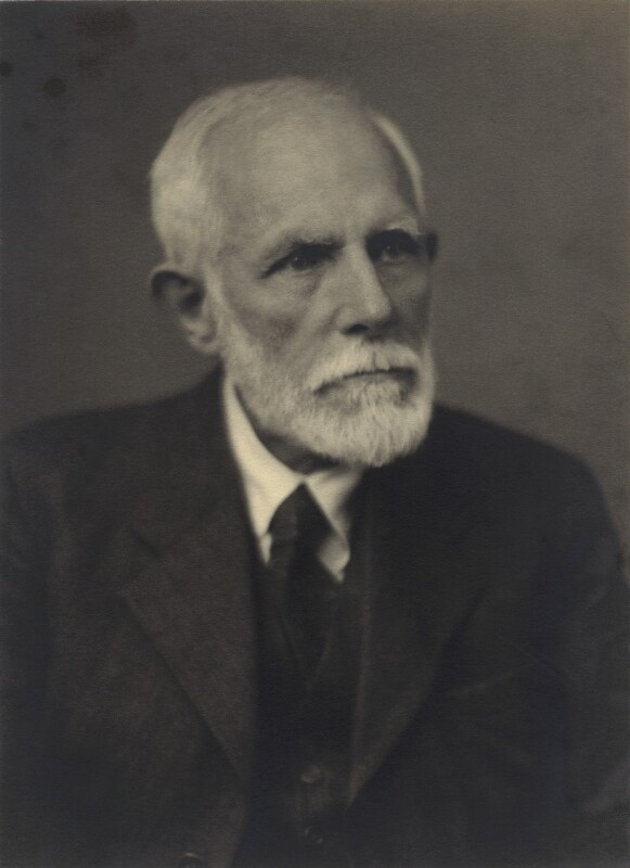 Sir Joseph Arthur Arkwright, by Walter Stoneman, 1930 - NPG x163654 - © National Portrait Gallery, London