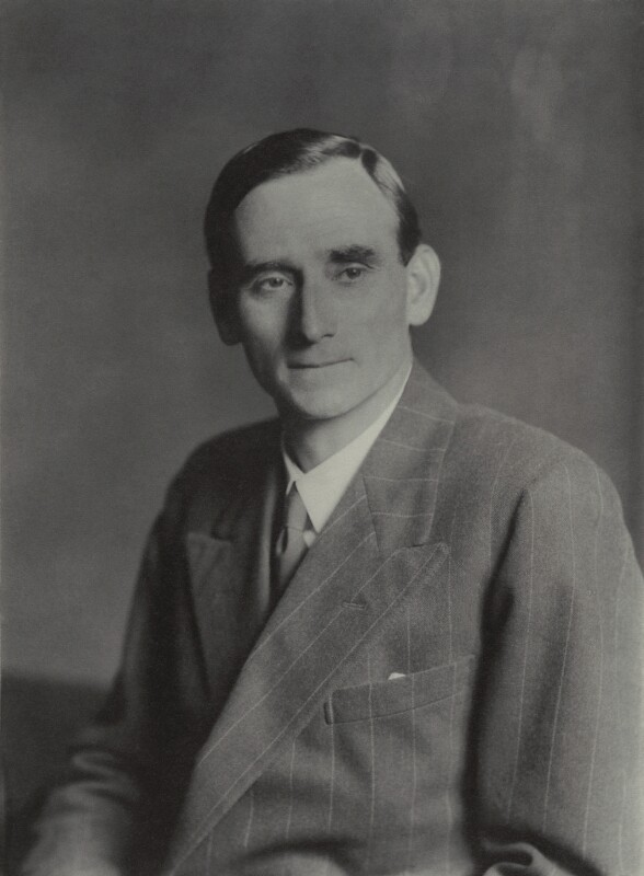 Bernard Ashmole, by Walter Stoneman, September 1938 - NPG x163666 - © National Portrait Gallery, London