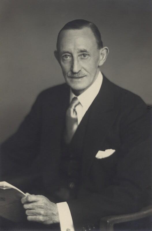 Sir Charles Gordon Arthur, by Walter Stoneman, 14 November 1947 - NPG x163672 - © National Portrait Gallery, London