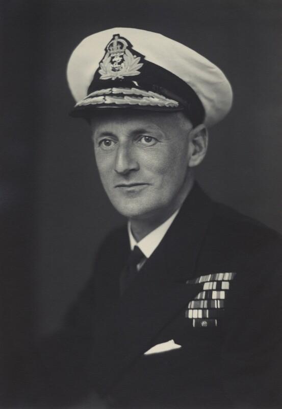 Edward Russell Gibson, 3rd Baron Ashbourne, by Walter Stoneman, July 1948 - NPG x163678 - © National Portrait Gallery, London