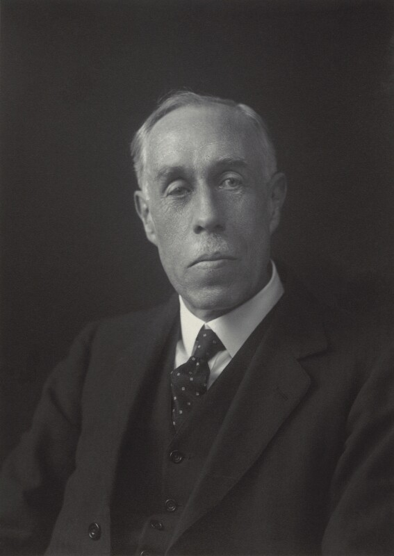 Sir Cyril Ernest Ashford, by Walter Stoneman, 1931 - NPG x163683 - © National Portrait Gallery, London