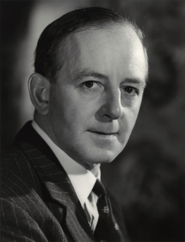 Sir Edward Beckwith Ashmore, by Walter Bird, 19 Janaury 1967 - NPG x163744 - © National Portrait Gallery, London