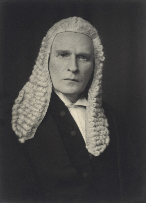 Cyril Asquith, Baron Asquith of Bishopstone, by Walter Stoneman, 11 March 1946 - NPG x163754 - © National Portrait Gallery, London
