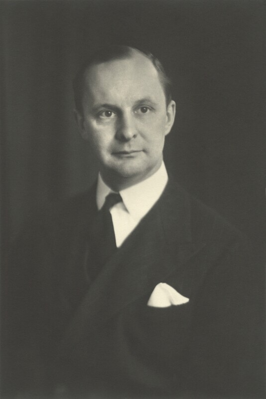 William Waldorf Astor, 3rd Viscount Astor, by Walter Stoneman, May 1945 - NPG x163763 - © National Portrait Gallery, London
