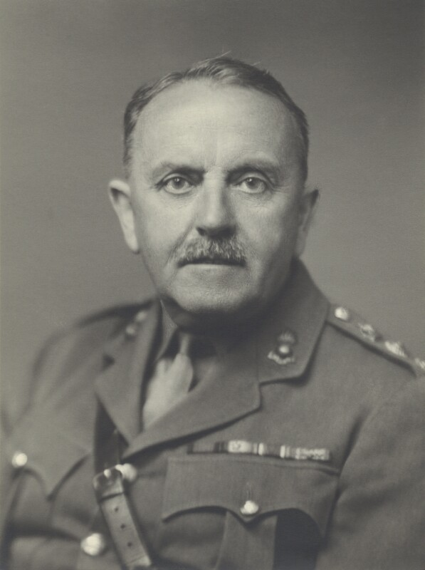 T.R. Atherton, by Walter Stoneman, June 1943 - NPG x163764 - © National Portrait Gallery, London