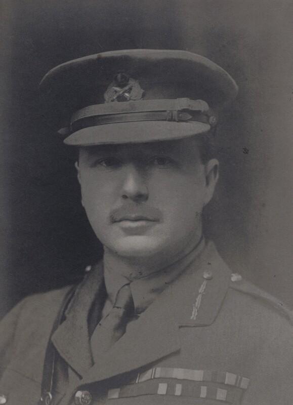 John George Stewart-Murray, 8th Duke of Atholl, by Walter Stoneman, 1917 - NPG x163767 - © National Portrait Gallery, London