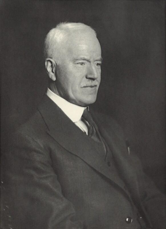 Ivor Atkins, by Walter Stoneman, January 1936 - NPG x163772 - © National Portrait Gallery, London