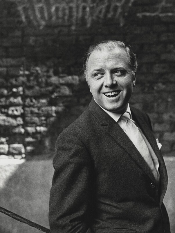 Richard Attenborough, by Godfrey Argent, 30 July 1969 - NPG x163781 - © National Portrait Gallery, London