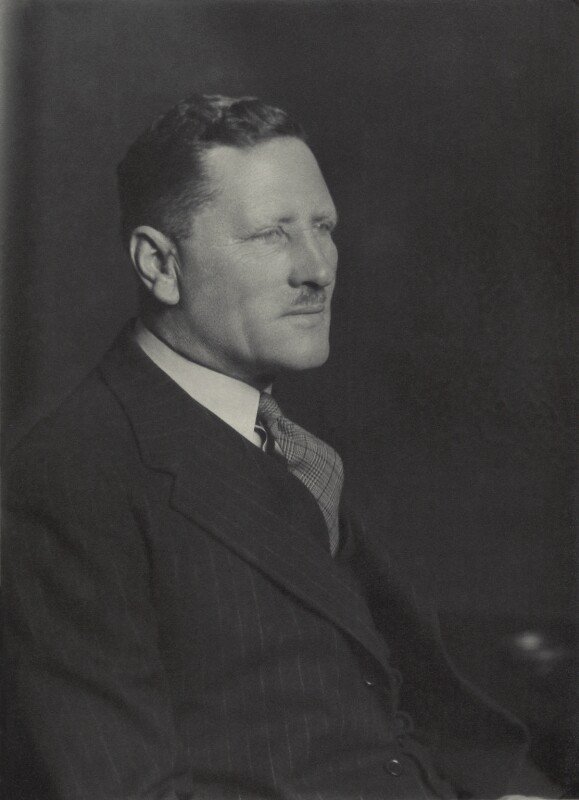 Sir Claude Auchinleck, by Walter Stoneman, April 1936 - NPG x163785 - © National Portrait Gallery, London