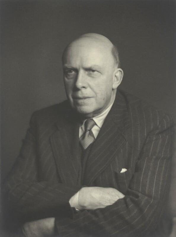 Sir Thomas Austin, by Walter Stoneman, 1953 - NPG x163791 - © National Portrait Gallery, London