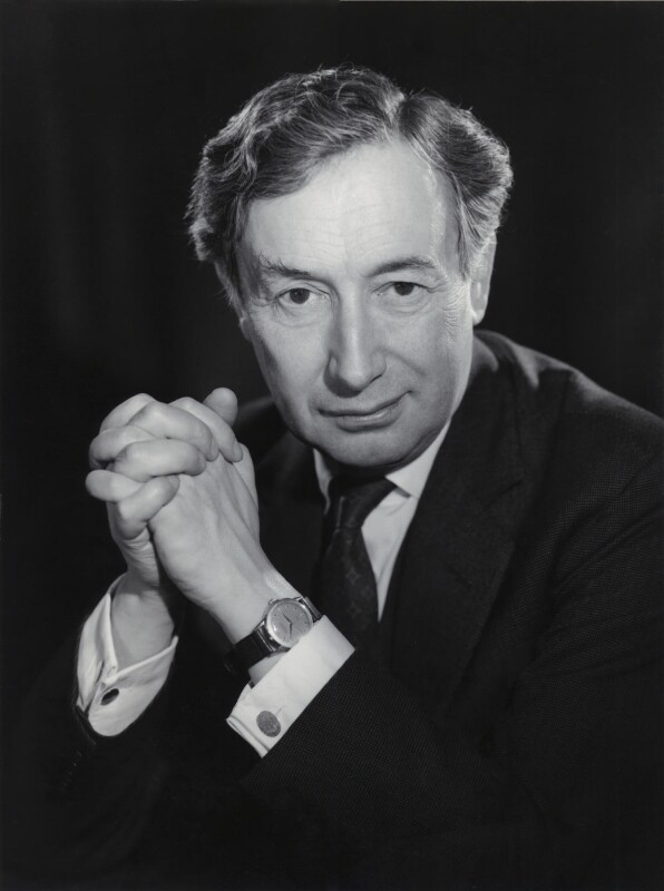 Sir Alfred Jules Ayer, by Walter Bird, 22 February 1965 - NPG x163793 - © National Portrait Gallery, London