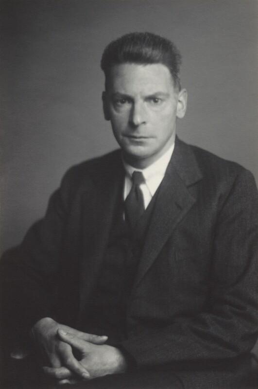 Wilson Baker, by Walter Stoneman, 21 October 1946 - NPG x163841 - © National Portrait Gallery, London