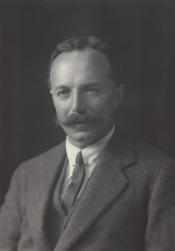 William Lawrence Balls, by Walter Stoneman, 1924 - NPG x163861 - © National Portrait Gallery, London