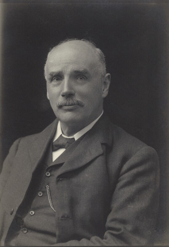 George Nicoll Barnes, by Walter Stoneman, before 1917 - NPG x163904 - © National Portrait Gallery, London