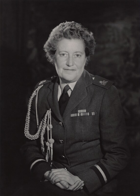 Dame (Mary) Henrietta Barnett, by Walter Bird, July 1958 - NPG x163911 - © National Portrait Gallery, London