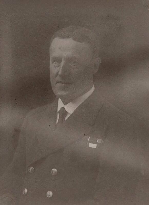 Sir Charles Martin de Bartolome, by Walter Stoneman, 1918 - NPG x163935 - © National Portrait Gallery, London