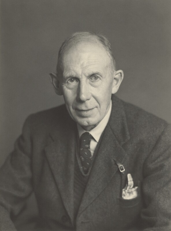 Sir Henry Howarth Bashford, by Walter Stoneman, 21 September 1949 - NPG x163938 - © National Portrait Gallery, London