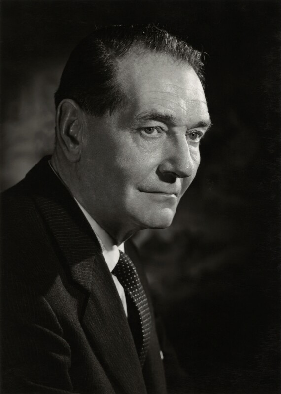 Sir Gerald Clayton Beadle, by Walter Bird, 9 February 1961 - NPG x163970 - © National Portrait Gallery, London