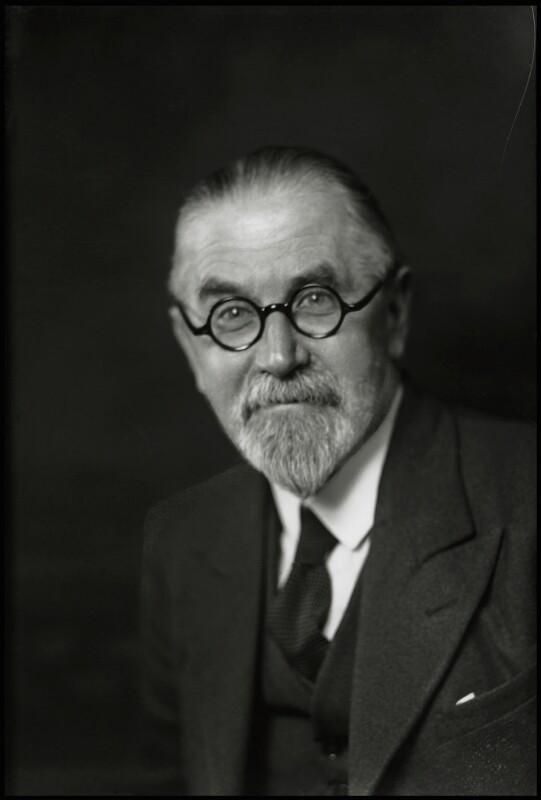 Walter Stoneman, by Walter Stoneman, April 1942 - NPG x164165 - © National Portrait Gallery, London