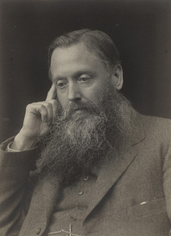 William Henry Young, by Walter Stoneman, 1920 - NPG x164377 - © National Portrait Gallery, London