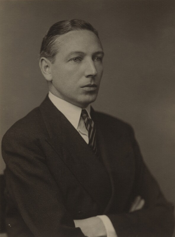 Sir Archibald Finlayson Forbes, by Walter Stoneman, February 1943 - NPG x164846 - © National Portrait Gallery, London