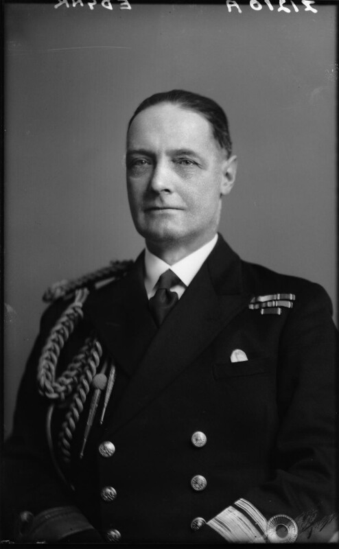 William Harold Edgar, by Walter Stoneman, March 1943 - NPG x164949 - © National Portrait Gallery, London