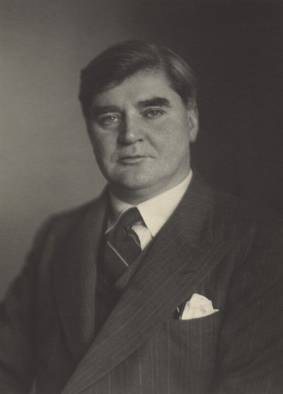 Aneurin Bevan, by Walter Stoneman, September 1945 - NPG x165169 - © National Portrait Gallery, London