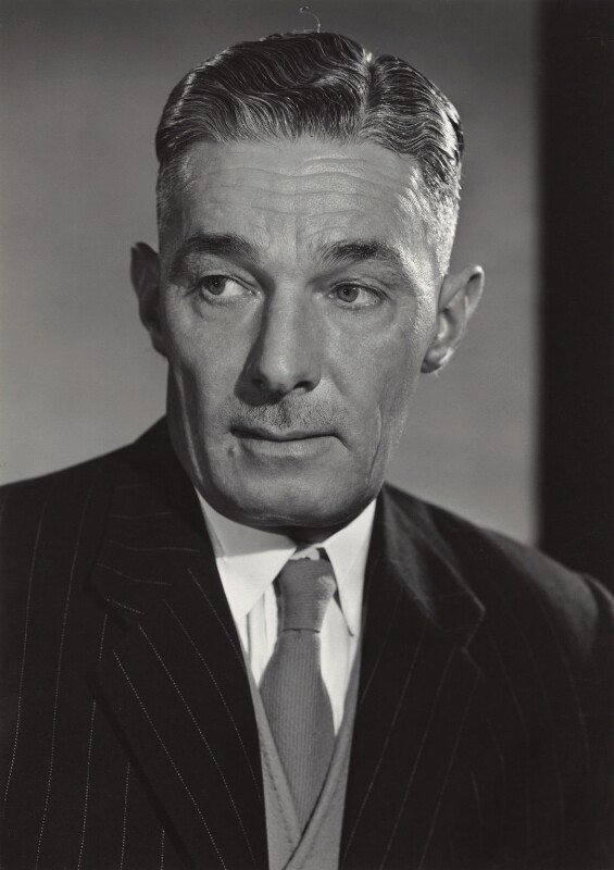 (John) Reginald Bevins, by Walter Bird, December 1959 - NPG x165173 - © National Portrait Gallery, London