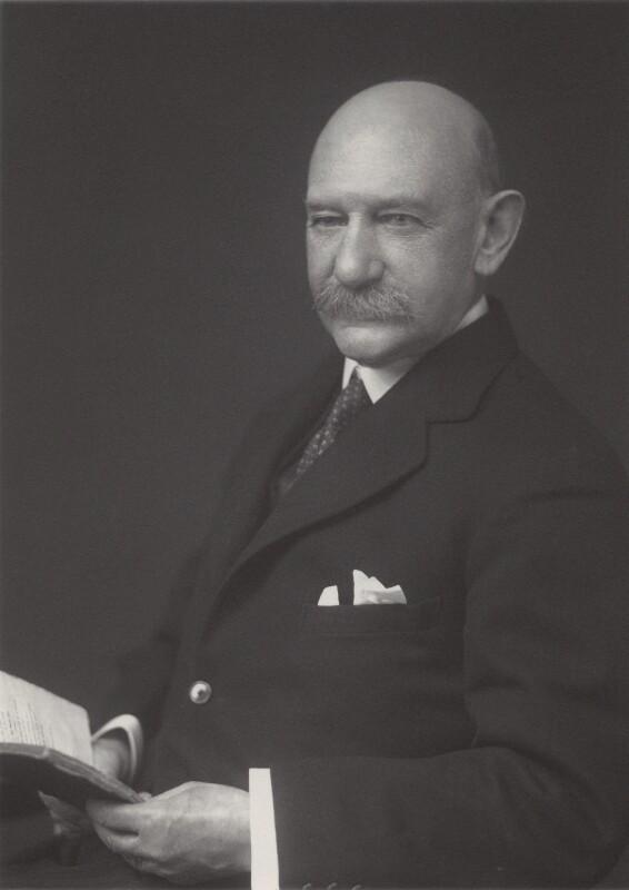 Charles Alfred Worsley Pelham, 4th Earl of Yarborough, by Walter Stoneman, 1932 - NPG x165254 - © National Portrait Gallery, London