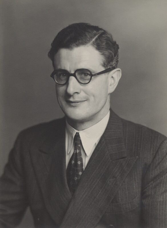 Frank Yates, by Walter Stoneman, 25 July 1949 - NPG x165260 - © National Portrait Gallery, London