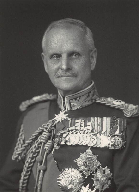 William Riddell Birdwood, 1st Baron Birdwood, by Walter Stoneman, 1919 - NPG x165273 - © National Portrait Gallery, London