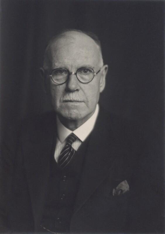 Sir Hilary Rudolph Robert Blood, by Walter Stoneman, January 1947 - NPG x165343 - © National Portrait Gallery, London