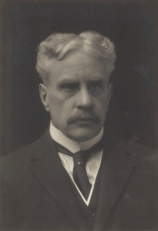 Sir Robert Laird Borden, by Walter Stoneman, 1917 - NPG x165361 - © National Portrait Gallery, London