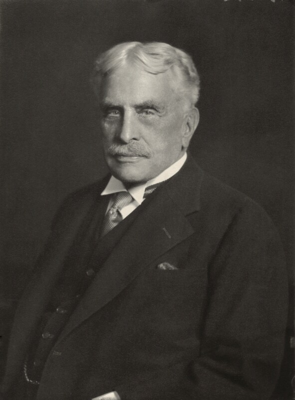 Sir Robert Laird Borden, by Walter Stoneman, August 1936 - NPG x165362 - © National Portrait Gallery, London