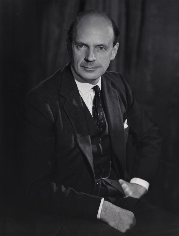 Martin Michael Charles Charteris, Baron Charteris of Amisfield, by Walter Bird, 29 November 1962 - NPG x165628 - © National Portrait Gallery, London